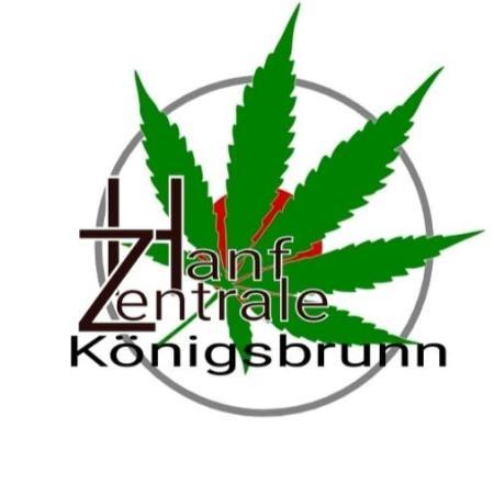 Hanfzentrale Königsbrunn Logo